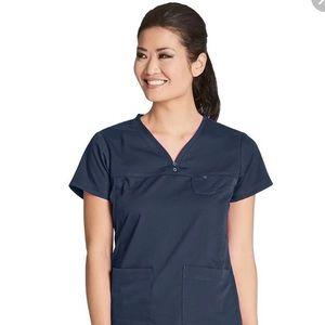 Grey's Anatomy Size Small Scrub Top